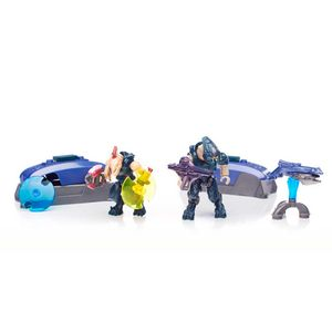 Mega-Bloks-Halo-Armaduras-Storm-Jackal-e-um-Elite-Minor---Mattel