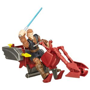 Star-Wars-Veiculo-Speeder-Bike-Com-Anakin-Skywalker---Hasbro-