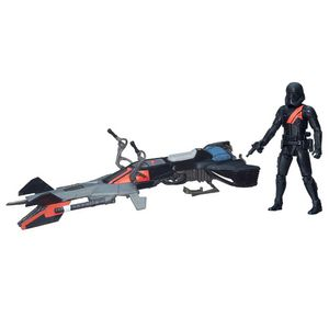 Star-Wars-Veiculo-Classico-Elite-Speeder-Bike---Hasbro-