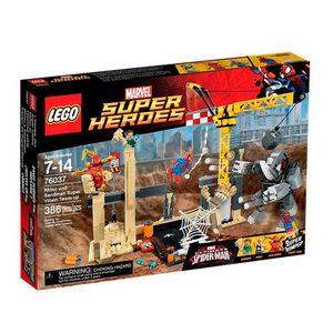 Lego-Rhino-e-o-Super-Vilao-Sandman---LEGO