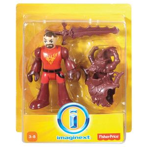 Imaginext-Cavaleiro-Armadura-de-Dragao---Mattel-