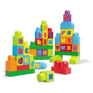 Mega-Bloks-First-Builders-ABC-40-Pecas---Mattel
