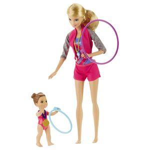 Barbie-Treinadora-de-Ginastica---Mattel-
