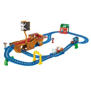 Thomas-E-Seus-Amigos-Ferrovia-Motorizada-Aventura-Pirata---Mattel