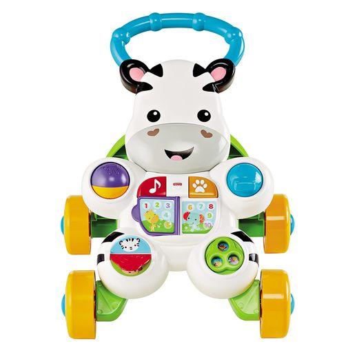 Fisher-Price-Apoiador-Zebra---Mattel-