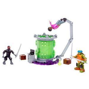 Mega-Bloks-Tartarugas-Ninja-Conjunto-Mutacao---Mattel-