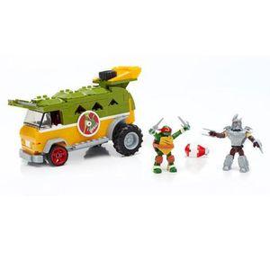 Mega-Bloks-Tartarugas-Ninja-Van-do-Raphael---Mattel