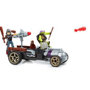 Mega-Bloks-Tartarugas-Ninja-Carro-de-Corrida---Mattel