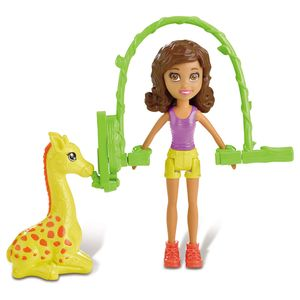 Polly-Pocket-Safari-Shani-Pula-Corda---Mattel-