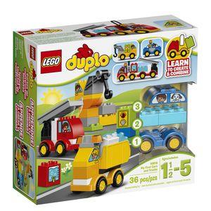 Lego-Duplo-Os-Meus-Primeiros-Veiculos-10816---Lego