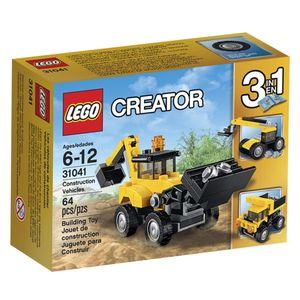 Lego-Creator-31041-Veiculos-de-Construcao---LEGO