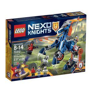 Lego-Nexo-Knights-70312-O-Cavalo-Mecanico-de-Lance---LEGO-