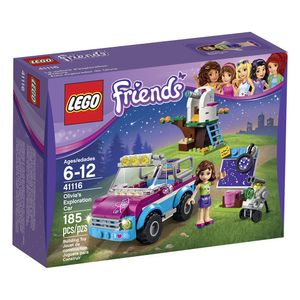 Lego-Friends-41116-Carro-de-Exploracao-da-Oliva---LEGO-
