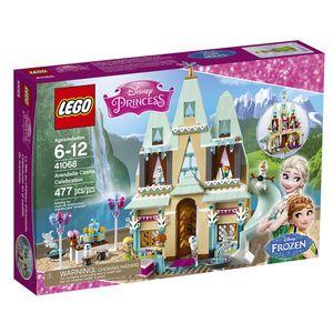 Lego-Princesas-Disney-41068-Celebracao-no-Castelo-de-Arendelle---LEGO-
