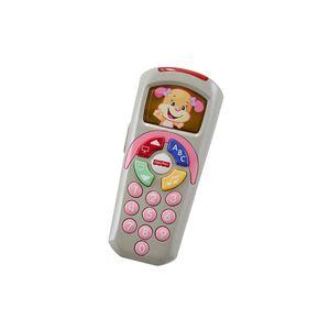 Fisher-Price-Controle-Remoto-Aprender-e-Brincar-Rosa---Mattel