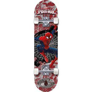Skate-Marvel-Spider-Man-Teia-de-Aranha---DTC