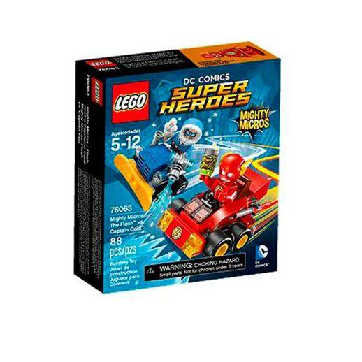 Lego-Super-Heroes-76063-Flash-Contra-Capitao-Frio---LEGO