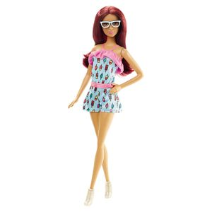Barbie-fashion