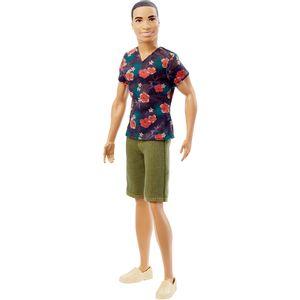 Ken-Colecao-Barbie-Fashionistas-Camiseta-Florida---Mattel