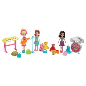 Polly-Pocket-Conjunto-Festa-do-Rock---Mattel