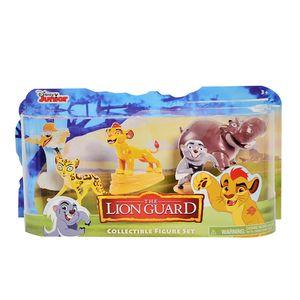 Pack-com-5-Minifiguras-Guarda-do-Leao-7cm---Sunny