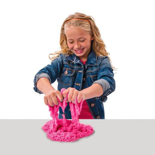 Massa-Areia-Kinetic-Sand-Colorida-Rosa---Sunny-