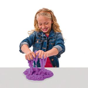 Massa-Areia-Kinetic-Sand-Colorida-Roxo---Sunny