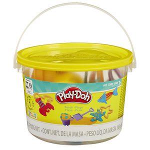Play-Doh-Mini-Balde-de-Praia-Tampa-Amarela---Hasbro