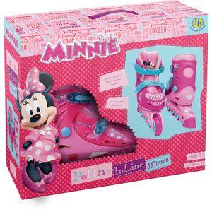 Patins-Disney-Minnie-Tamanho-29-ao-32---DTC