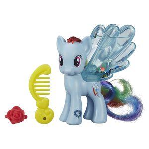 Figura-My-Little-Pony-Water-Cuties-Rainbow-Dash---Hasbro-