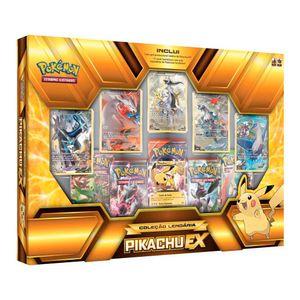 Jogo-Pokemon-Box-Colecao-Lendaria-Pikachu-Ex---Copag