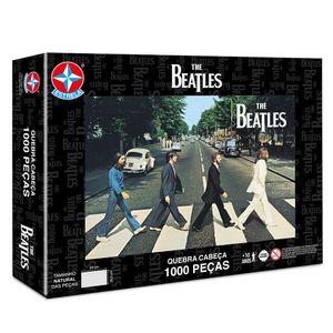 Quebra-Cabeca-The-Beatles-1000-Pecas---Estrela