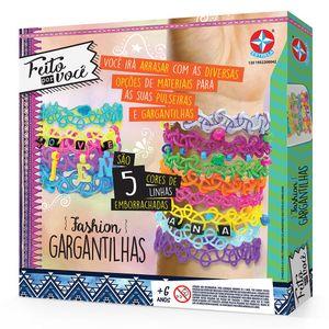 Kit-Fashion-Gargantilhas---Estrela