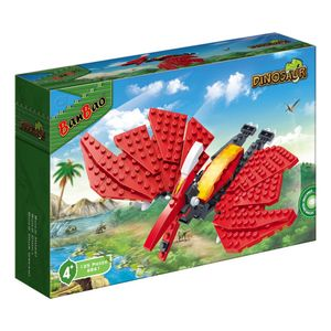 Dinossauro-Pterodatilo-125-Pecas---Banbao