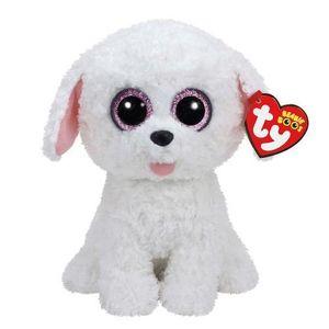 Pelucia-Beanie-Boos-Poodle-Branco---DTC