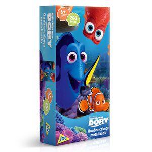 Dory-Quebra-Cabeca-Metalizado-200-Pecas---Toyster