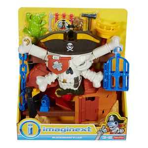 Imaginext-Ilha-do-Barba-Negra---Mattel
