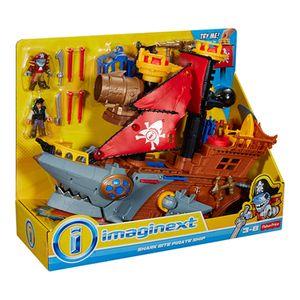 Imaginext-Navio-Pirata-Tubarao---Mattel