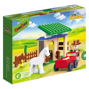 Eco-Fazenda-Estabulo-59-Pecas---Banbao