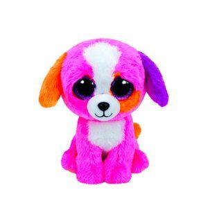 Pelucia-Beanie-Boos-Cachorro-Colorido---DTC