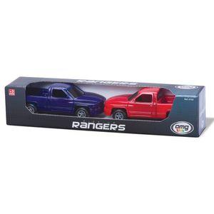 Carro-Pick-up-Rangers-Kit-Azul-e-Vermelho---OMG