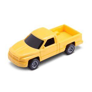 Carro-Pick-up-Rangers-Kit-Preto-e-Amarelo---OMG