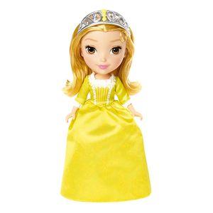 Princesinha-Sofia-Boneca-com-Vestido-Amarelo---Mattel-