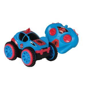 Carro-Controle-Remoto-3-Funcoes-Power-Cambalhota-Spider-Man---Candide