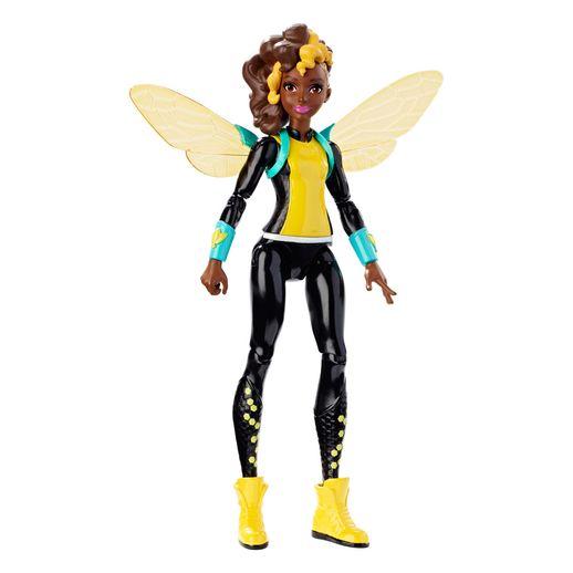 Boneca-de-Acao-DC-Super-Hero-Girls-Bumblebee-15cm---Mattel