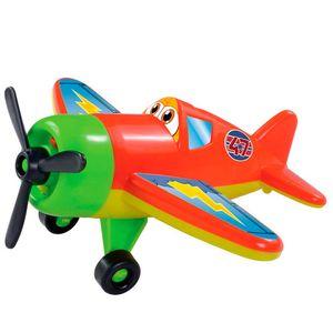 Aviao-Airplane-Adventure-Vermelho---Dismat