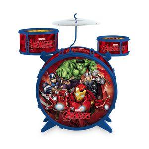 Vingadores-Bateria-Infantil---Toyng