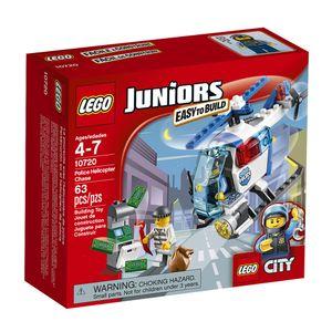 Lego-Juniors-City-10720-Helicoptero-de-Perseguicao-da-Policia---LEGO