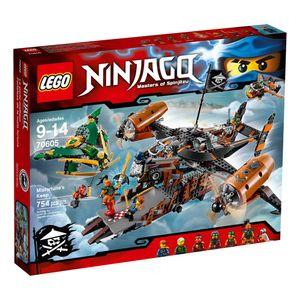 Lego-NinjaGo-70605-Fortaleza-do-Infortuno---LEGO