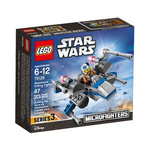 Lego-Star-Wars-75125-X-Wing-Fighter-da-Resistencia---LEGO